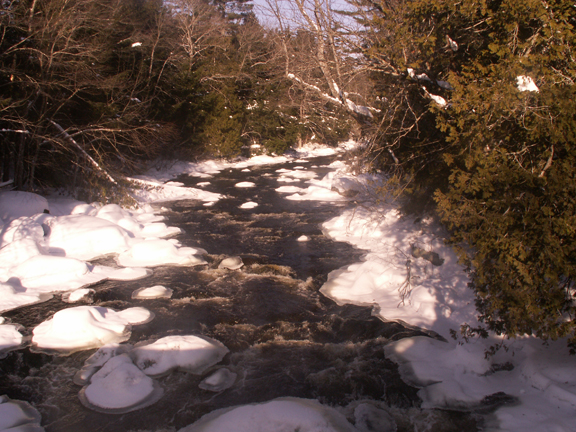 Stream on Katahdin