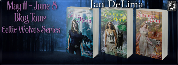 Celtic Wolves Series Book Tour